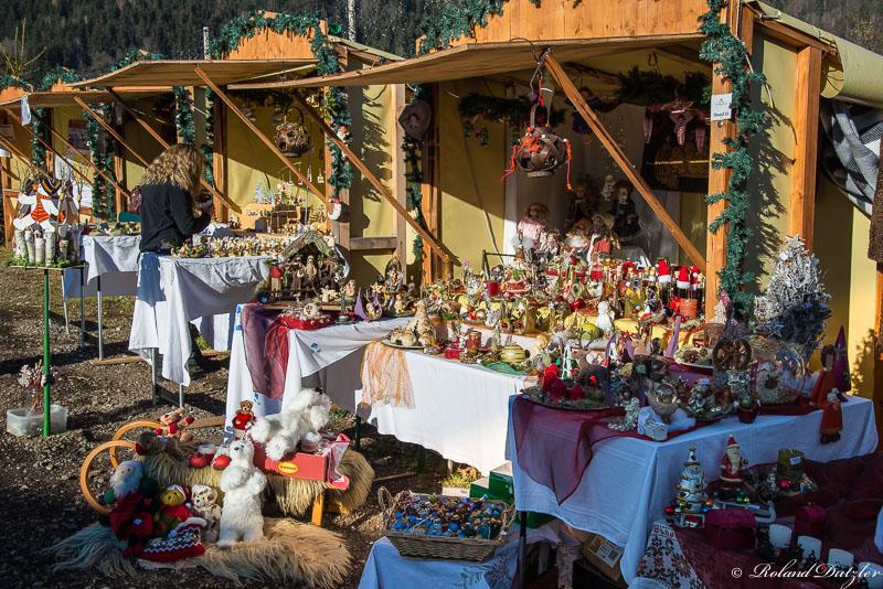 Christkindlmarkt beim Lindenhof