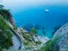 tiefblaues Meer